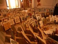 Sue Hunt books exhibition in Jaipur