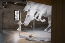 Claudia Fontes: Venecia, 12.05.17. Inauguración pabellón argentino en la 57 Bienal de Arte de Venecia.