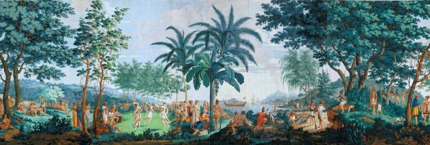 Les Sauvages De La Mer Pacifique, 1804-1805