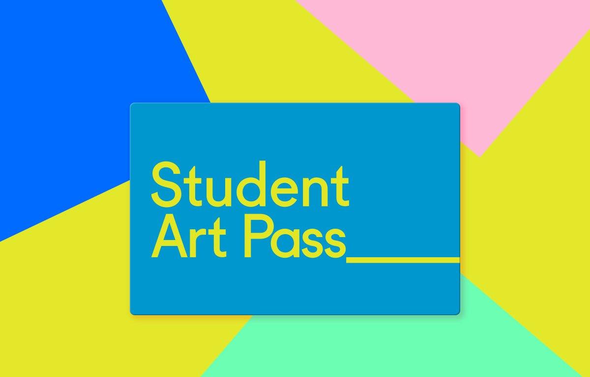 Student Art Pass