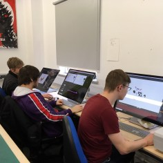 Animating CANU with S4C