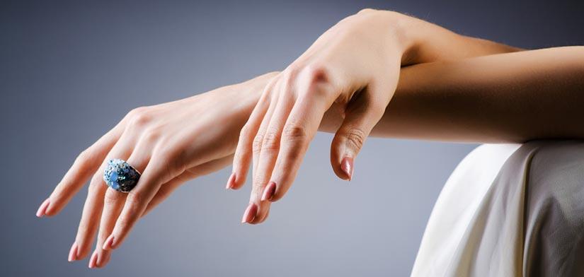 Hands rejuvenation