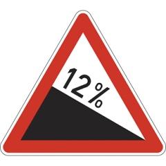 A mi lejtőnk már több is, mint 12%...