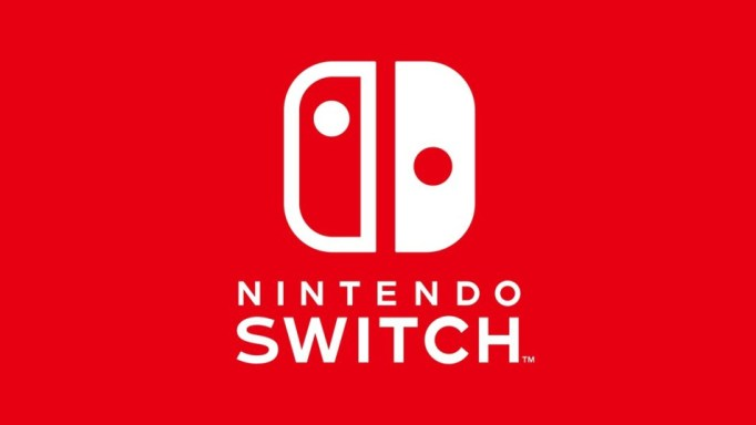 "Nintendo Switch ""yin-yang"" logo"