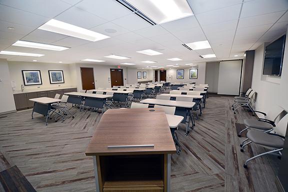 HCA conference room