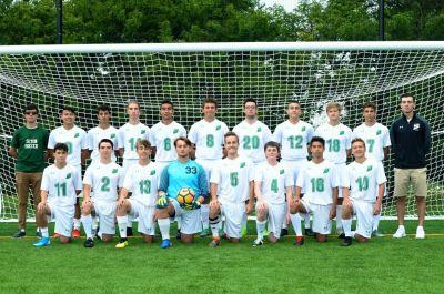 Boys Varsity Soccer Fall 2019-20