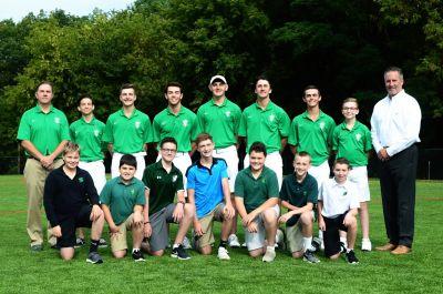 Boys Varsity and JV Golf Fall 2019-20