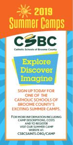 CSBC Summer Camps 2019 - CSBC Summer Camps 2019