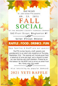 Fall Social - Fall Social