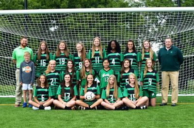 Girls Varsity Soccer Fall 2019-20
