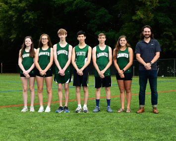 Varsity Cross Country Fall 2019-20