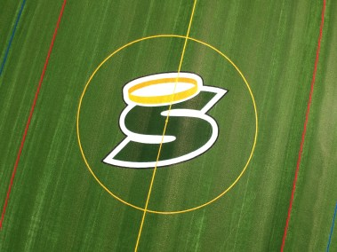 field logo - Welcome Back