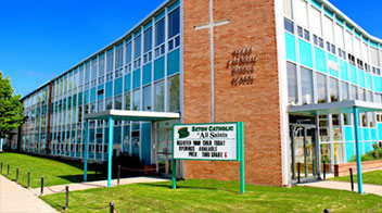 hours of operation all saints catholic school - Contact Us
