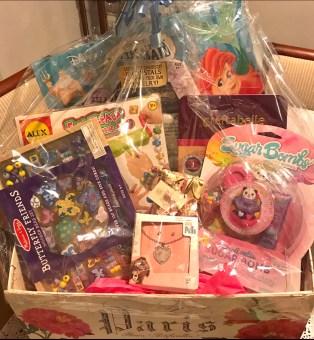 little mermaid basket 943x1024 - Les Miserable - Basket Raffle
