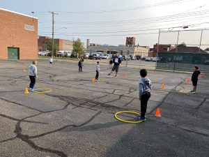 playground with kids scaled - playground with kids