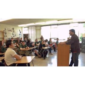 seton catholic central high school creative writing Ron Malfi 1 - Creative Writing Gallery