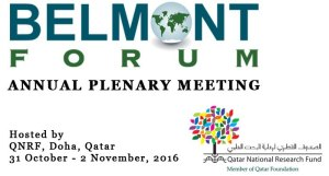 Annual Plenary Meeting Logo (Doha) - Source: [Author Unknown]. [Title Unknown]. Digital Image. Erica Key LinkedIn Page, 2016