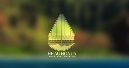HE AU HONUA logo