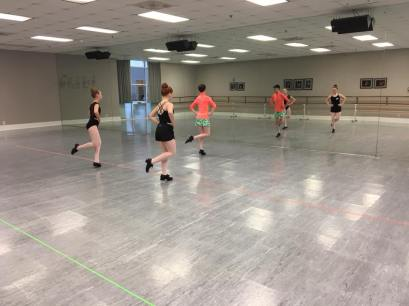 Tap Dance Intensive at CSBI