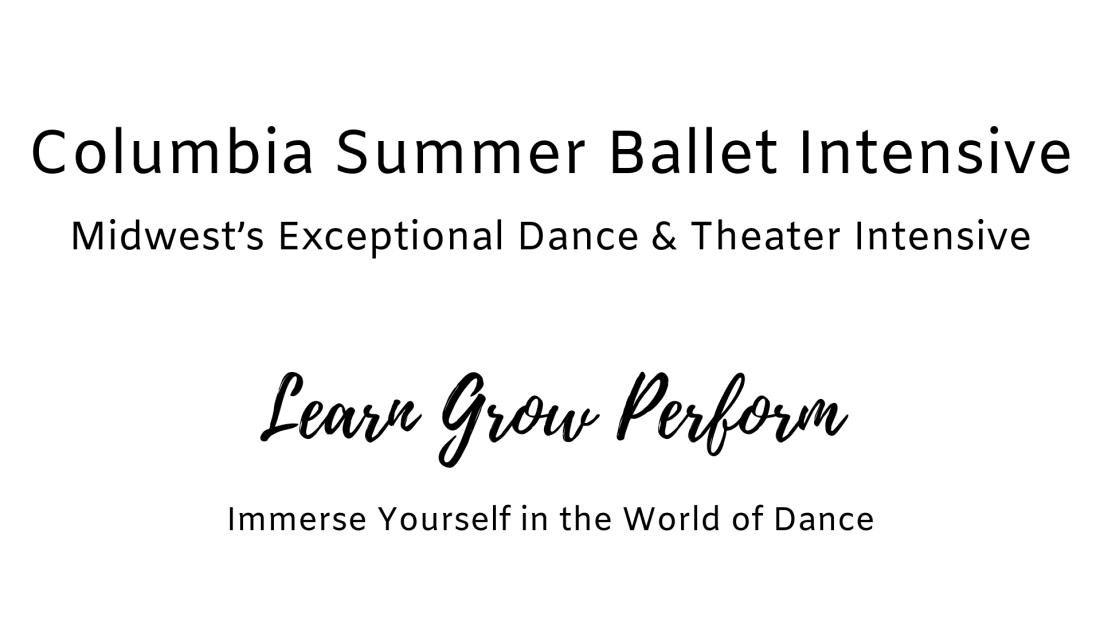 CSBIDance.com - Columbia Summer Ballet Intensive
