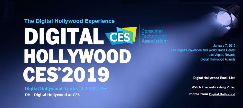 I'll be speaking at Digital Hollywood!