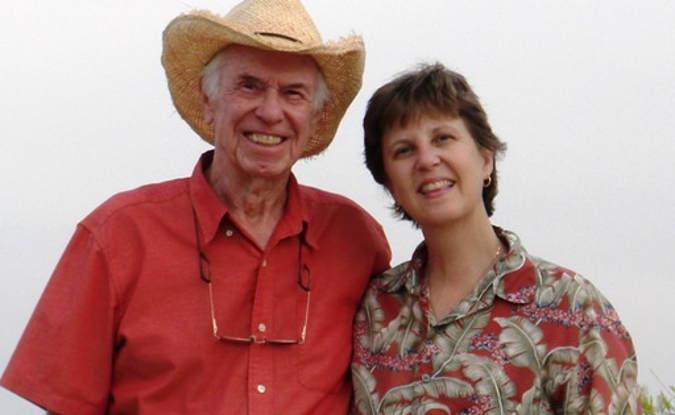 Jim and Rebecca King