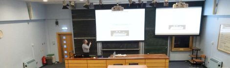 Schrödinger Materials Science Event at the University of St. Andrews