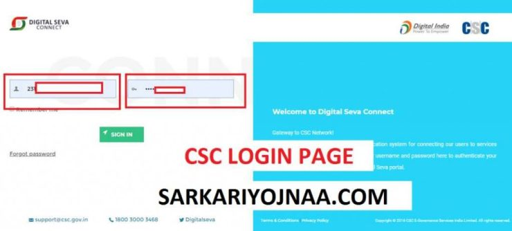 CSC registration csc registration status csc new registration 2020 csc registration kaisekare 2020 CSC registration process