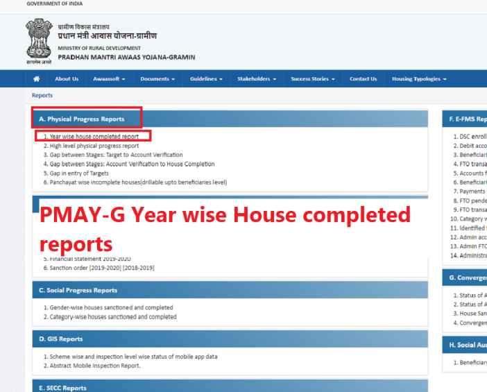 pmay list bihar प्रधानमंत्री आवास योजना 2020