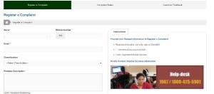 tnpds online complaint register