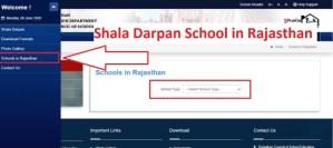 Shala Darpan School in Rajasthan