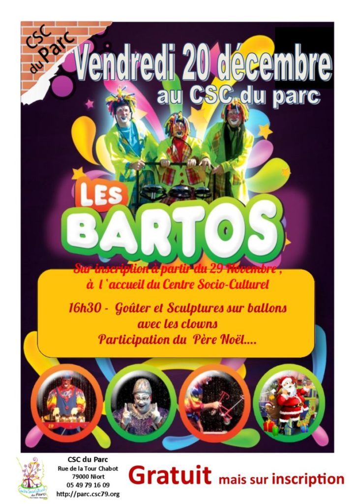Clown Bartos2019