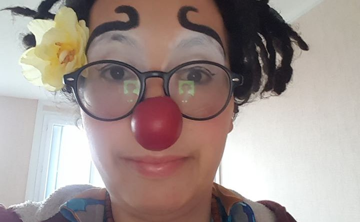 Zioui Le Clown 1