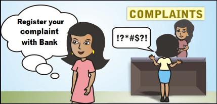 Complaint Against Bank 2021