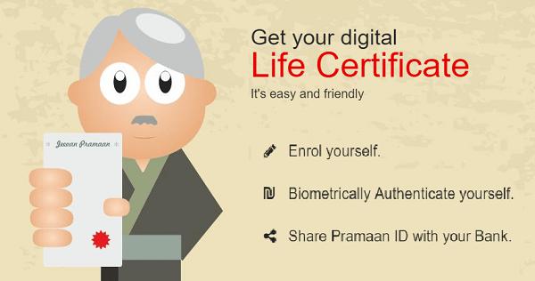 Jeevan Pramaan प्रमाणपत्र कैसे बनायें यहाँ जाने पूरी जानकारी