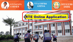 RTE Online Registration