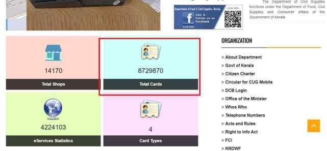 kerala ration card download