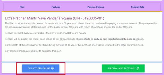 LIC Pradhan Mantri Vaya Vandana Yojana