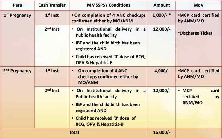 CM Shramik Seva Yojana Assistance Amount