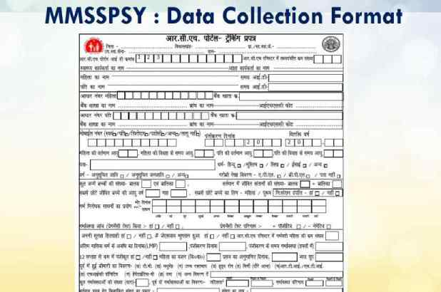MMSSPSY DATA Colection Form
