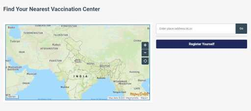Find Your Nearest Vaccination Center