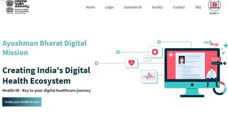 Digital Health ID Card