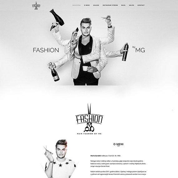 Fashion by mg featured