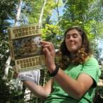 Kristi reading