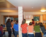 Indian cooking class!