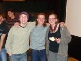 Jack, Andrew & Jasmine