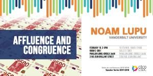 CSDC Speaker Series: Noam Lupu @ Room C-3061, Carrefour des arts et des sciences, Pavillon Lionel-Groulx, Université de Montréal | Montréal | Québec | Canada