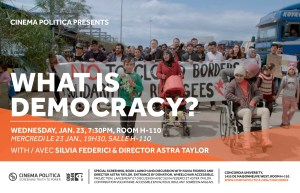 Movie Screening: What is Democracy?