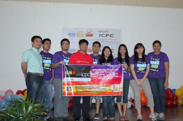 ACM ICPC 2011