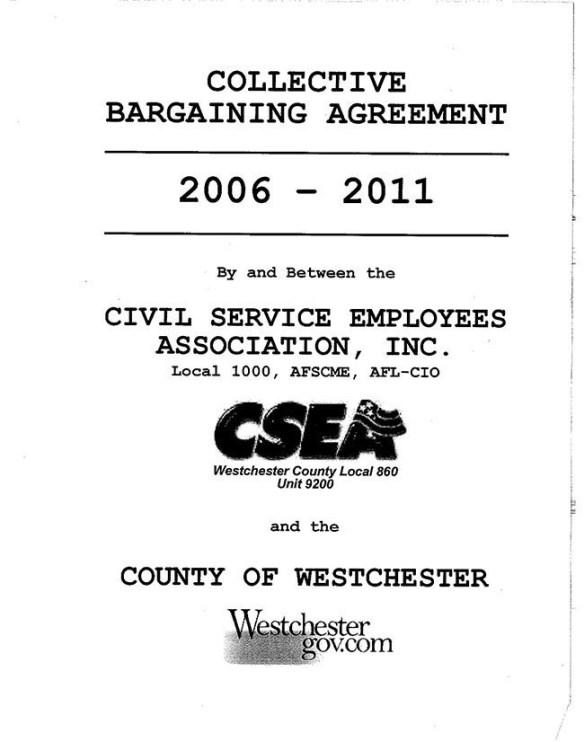 Unit Contract | CSEA 9200  3,000 union members - We Make